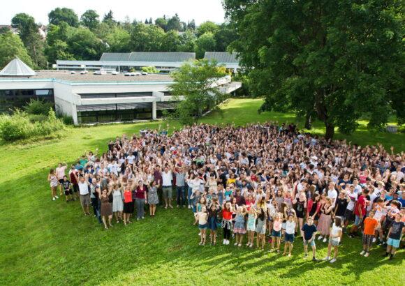Einschulung am Gymnasium Neckartenzlingen 2019/2020
