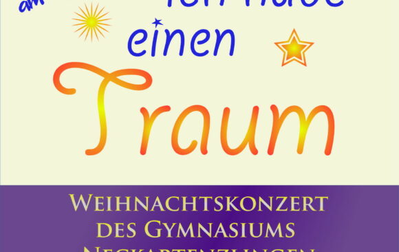 Lehrer-Eltern-Schüler-Chor im Weihnachtskonzert 2019