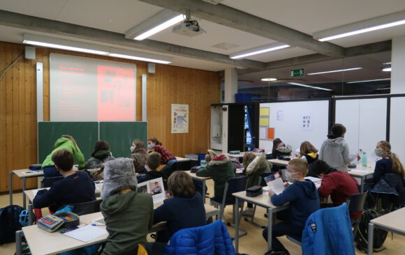 Medienbildung – Workshops