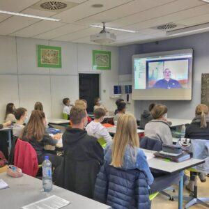 Die Welt zu Gast im Klassenzimmer